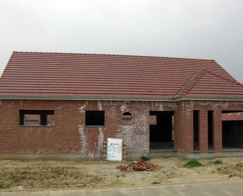 R alisations de toiture valenciennes 59 for Toiture maison neuve
